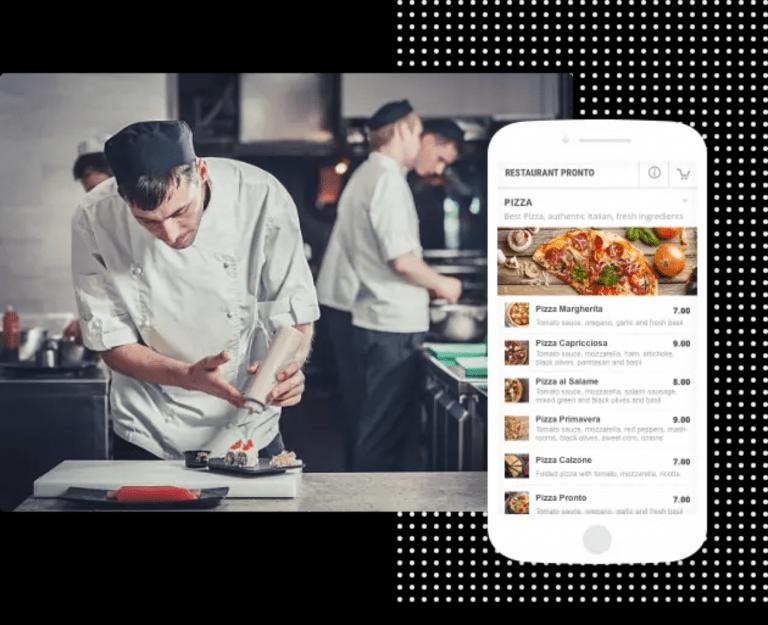 free mobile app online ordering restaurants